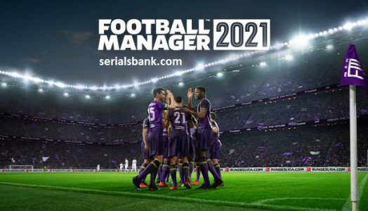 Football Manager 2021 Crack+ License Key Free Download