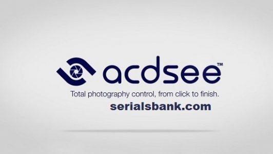 ACDSee Photo Studio 24.0.1 Crack + Activation Key Free Download