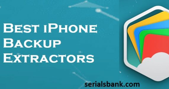 iPhone Backup Extractor 7.7.33.4833 Crack + Activation Key [Full Version]